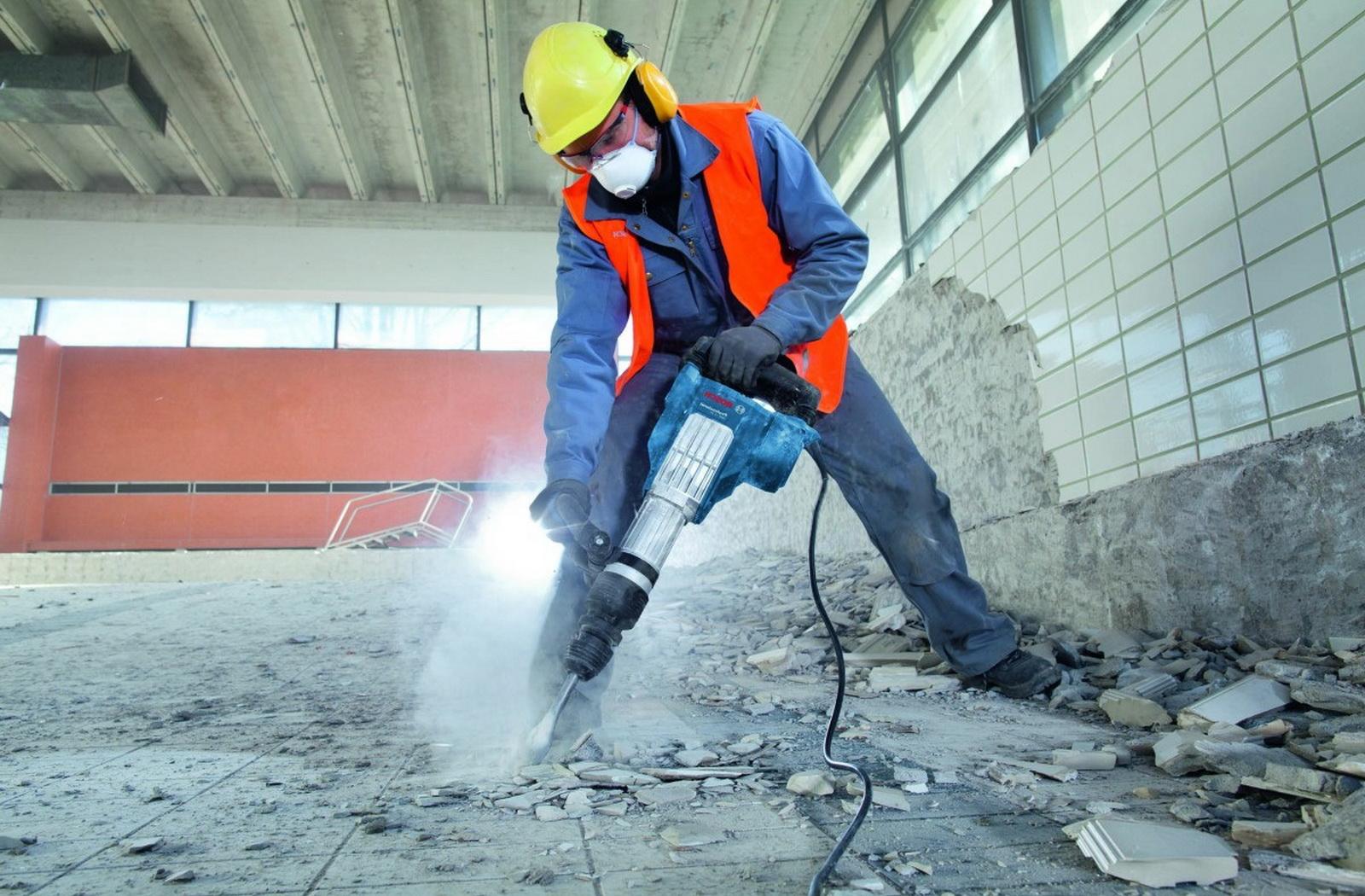 Капитальный ремонт бетонного бассейна